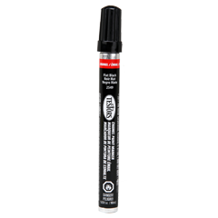 1/3oz Enamel Paint Marker - Flat Black (2549)