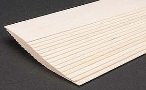 Basswood Sheets 1/32x2x24 [15 Pack] (4110)