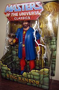 He-Man and the Masters of the Universe Classics 6 Inch: King Randor Eternal Palace (Filmation Look)