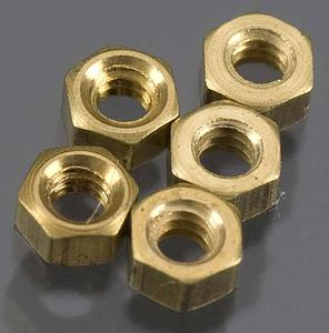 0-80 Hex Nuts Hob-Bits [5 Pack] (882)