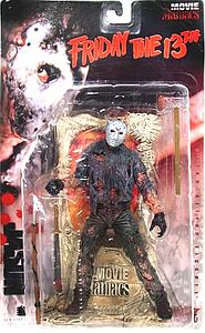 McFarlane Movie Maniacs Friday the 13th Series 1 Action Figure Jason Voorhees