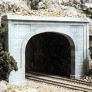 Concrete Tunnel Portal (1256)