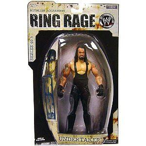 WWE Ring Rage Ruthless Aggression: The Undertaker