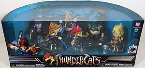 Thundercats Stylized Super Deformeds: 6-Pack Collector Pack