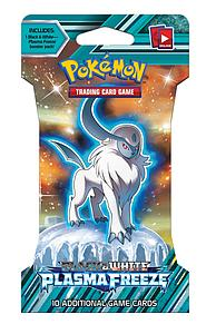 Pokemon Trading Card Game Black & White Plasma Freeze: Blister Pack