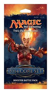 Magic the Gathering: Magic 2014 Core Set - Booster Pack