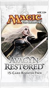 Magic the Gathering: Avacyn Restored - Booster Pack