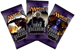 Magic the Gathering: Dark Ascension - Booster Pack