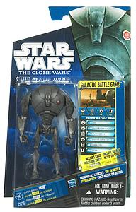 Star Wars The Clone Wars Super Battle Droid CW16