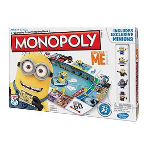 Monopoly: Despicable Me 2 Edition