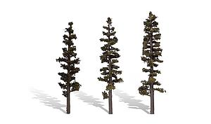 "Classic Trees - Standing Timber 6-7"" [3 Pack] (3562)"