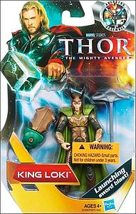Marvel Thor Movie: King Loki