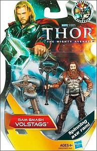 Marvel Thor Movie: Ram Smash Volstagg