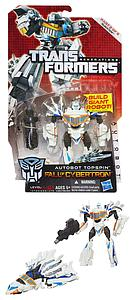 Transformers Generations Fall of Cybertron Deluxe Class: Autobot Topspin (1 of 5 Ruination)