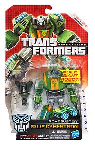Transformers Generations Fall of Cybertron Deluxe Class: Roadbuster (1 of 5 Ruination)