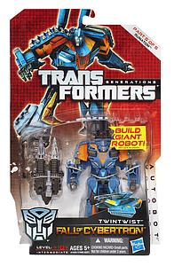 Transformers Generations Fall of Cybertron Deluxe Class: Twintwist (1 of 5 Ruination)