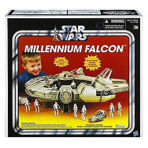 Star Wars The Vintage Collection Vehicle: The Millennium Falcon