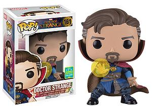Pop! Marvel Doctor Strange Vinyl Bobble-Head Doctor Strange with Rune #161 2016 Summer Convention Exclusive