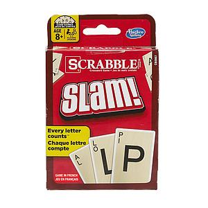 Scrabble Slam! Crossword Game (French)