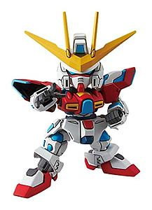 Gundam SD EX-Standard Model Kit: #011 Try Burning Gundam