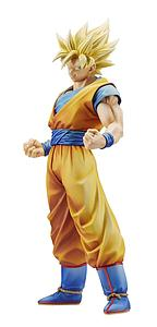 DragonBall Z Master Stars Piece: The Son Goku (New Paint Ver.)