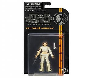 Star Wars Legends The Black Series 1 3 3/4: Padme Amidala #1
