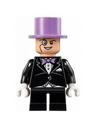 DC Comics SuperHeroes Minifigure: The Penguin (1960s)