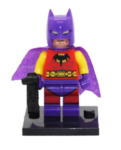 DC Comics SuperHeroes Minifigure: Batman of Zur-En-Arrh