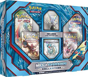 Pokemon Trading Card Game: Mega Gyarados Collection Box