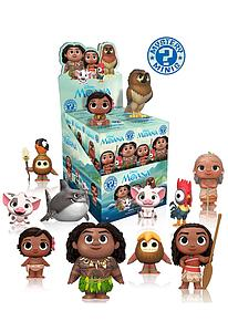 Mystery Minis Blind Box: Disney Moana Series (1 Pack)