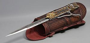 Assassin's Creed Movie 1:1 Scale Replica: Aguilar's Hidden Blade
