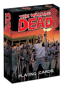 Playing Cards: The Walking Dead