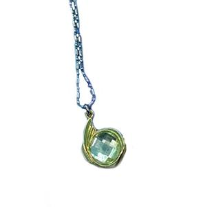 Sword Art Online Necklace Uror Gem Medallion