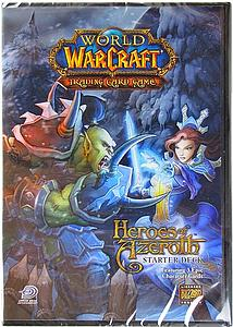 World of Warcraft Trading Card Game Heroes of Azeroth: Starter Deck