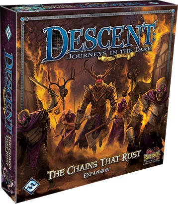 Descent: Journeys in the Dark (Second Edition) - The Chains That Rust