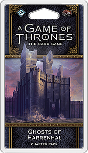A Game of Thrones: The Card Game - Ghosts of Harrenhal