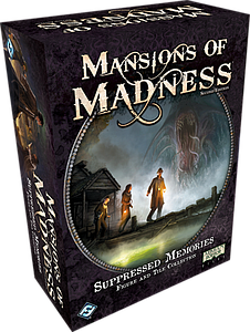 Mansions of Madness: Second Edition - Suppressed Memories