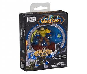 Mega Bloks World of Warcraft: Colton