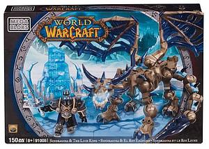 Mega Bloks World of Warcraft: Arthas and Sindragosa