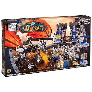 Mega Bloks World of Warcraft: Deathwing's Stormwind Assault