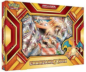 Pokemon Trading Card Game: Charizard EX Fire Blast Box