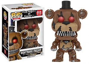 Pop! Games Five Nights at Freddy's Vinyl Figure Nightmare Freddy #111