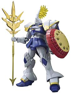 Gundam High Grade Build Fighters 1/144 Scale Model Kit: #046 Gyancelot
