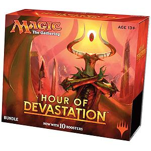 Magic the Gathering: Hour of Devastation Bundle