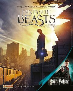 Fantastic Beasts & Where to Find Them Sticker Album