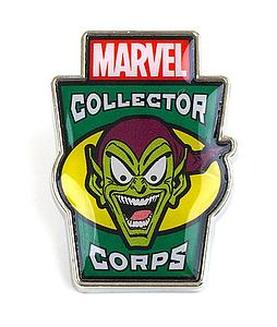 Pop! Pins Villains Green Goblin Pin Marvel Collector Corps Exclusive