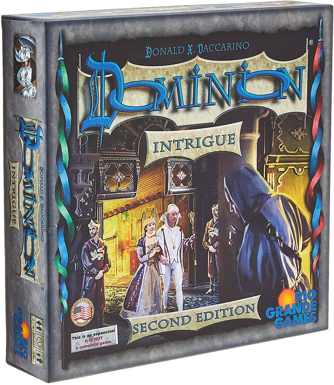 Dominion: Intrigue (Second Edition)