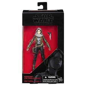 "Star Wars The Black Series 6"" Sergeant Jyn Erso (JEDHA)"