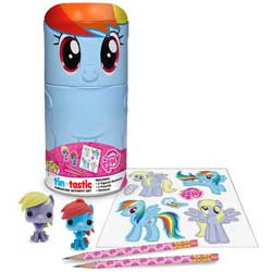 My Little Pony Back to School Tins Rainbow Dash (Vaulted)