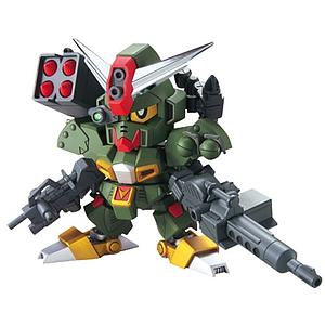 Gundam SD BB Model Kit: #375 Legend BB Commando Gundam